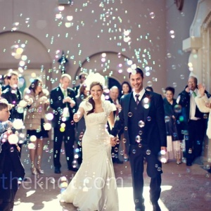 7 Awesome ways to Exit your Wedding