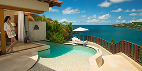 Photo: Courtesy of Sandals Regency La Toc